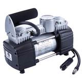 TIREWELL TW2003 Tire Inflator - Heavy Duty Double Cylinders Direct Drive Metal Pump 150PSI 12V