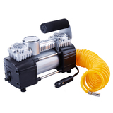 TIREWELL TW2003 Tire Inflator-Heavy Duty Double Cylinders Direct Drive Metal Pump 150PSI